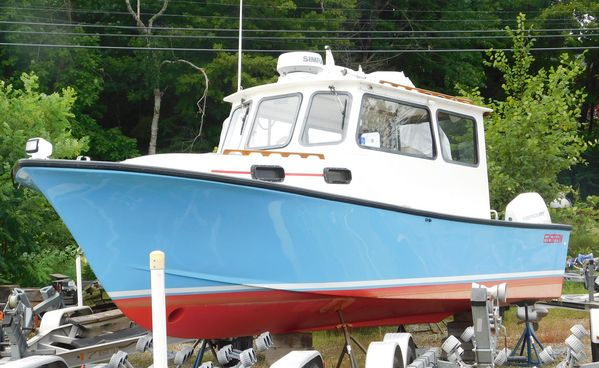 Used Eastern 27 Lobsterfisherman Other Boat For Sale