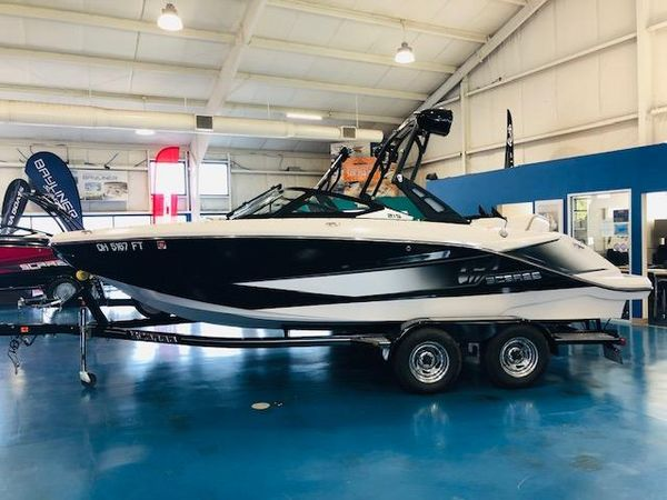 Used Scarab 215 Jet Boat For Sale