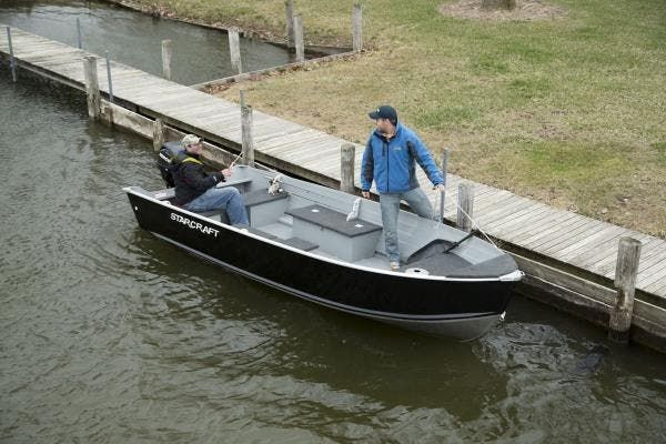 New Starcraft 14 SF DLX TL Ski and Fish Boat For Sale