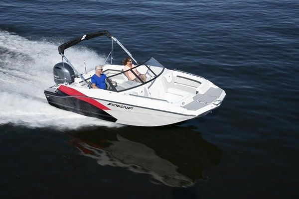 New Starcraft SVX 190 OB Express Cruiser Boat For Sale