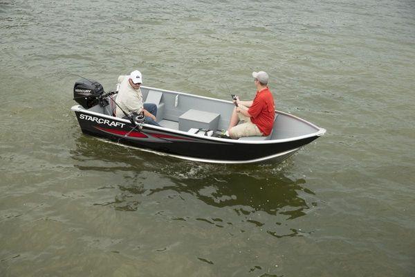 New Starcraft 15 Alaskan Tl Dlx Ss Ski and Fish Boat For Sale