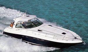 Used Sea Ray 52 Sundancer Cruiser Boat For Sale