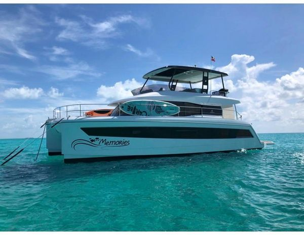 Used Fountaine Pajot Powercat Power Catamaran Boat For Sale