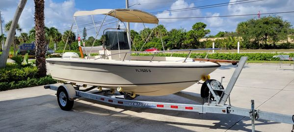 Used Answer 18 Open Fisherman Center Console Fishing Boat For Sale