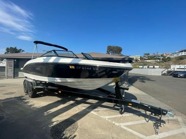 Used Sea Ray 21 SPX OB Bowrider Boat For Sale