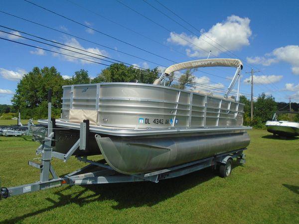 Used Starcraft EX 20 F Pontoon Boat For Sale