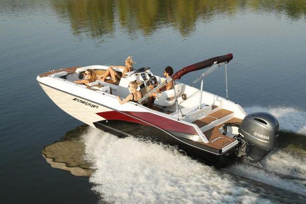 New Starcraft SVX 211 OB Express Cruiser Boat For Sale
