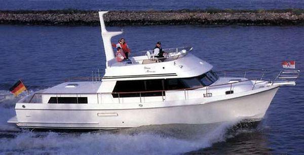 Used Ocean Alexander 456 Classicco Motor Yacht For Sale