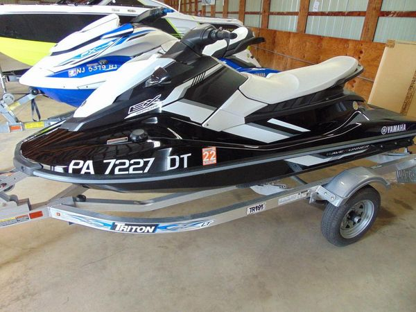 Used Yamaha Waverunner EX Sport Personal Watercraft Boat For Sale