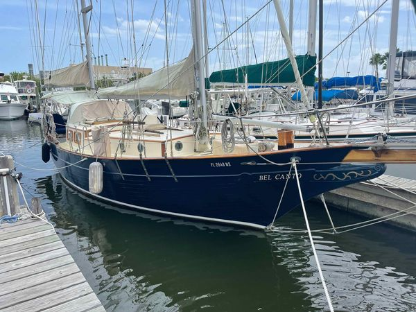 Used Formosa Cutter Ketch Cutter Sailboat For Sale
