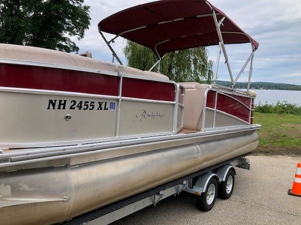 Used Berkshire 230 CL CTS Pontoon Boat For Sale