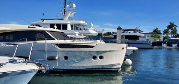Used Greenline 48 Coupe Hybrid Motor Yacht For Sale