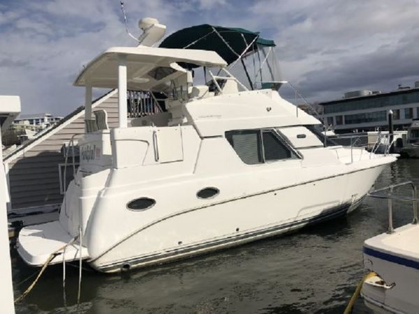 Used Silverton 352 Motor Yacht For Sale
