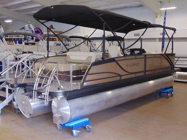 New Godfrey 255SFL Pontoon Boat For Sale