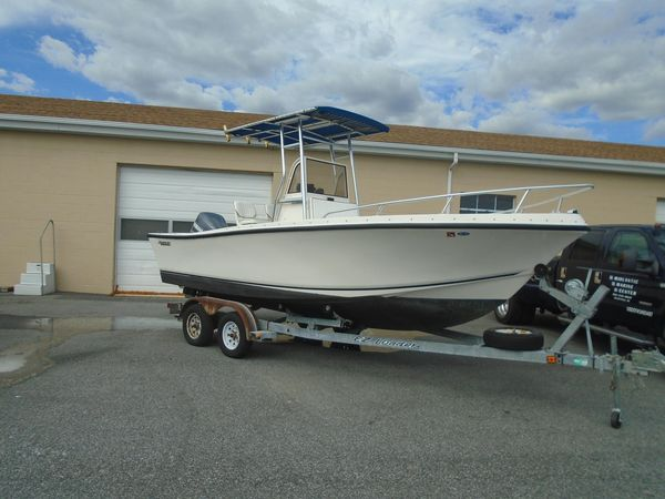 Used Mako 201 Center Console Center Console Fishing Boat For Sale
