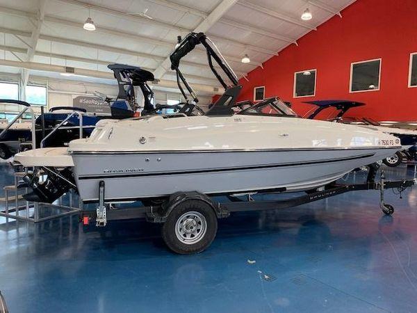 Used Bayliner 195 DB Deck Boat For Sale