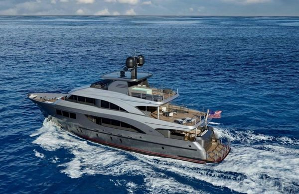 New Custom Tri Deck Motor Yacht For Sale