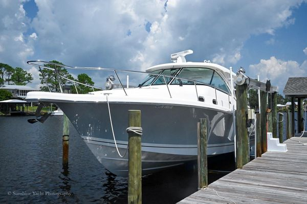 Used Pursuit OS 385 Offshore Sports Fishing Boat For Sale