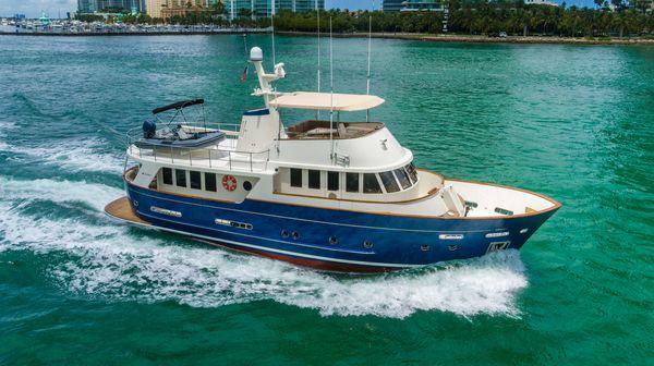 Used Sea Spirit Motor Yacht For Sale