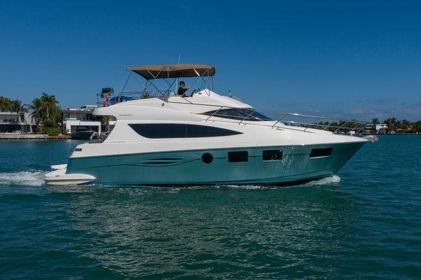 Used Silverton Sport Bridge Sports Cruiser Boat For Sale