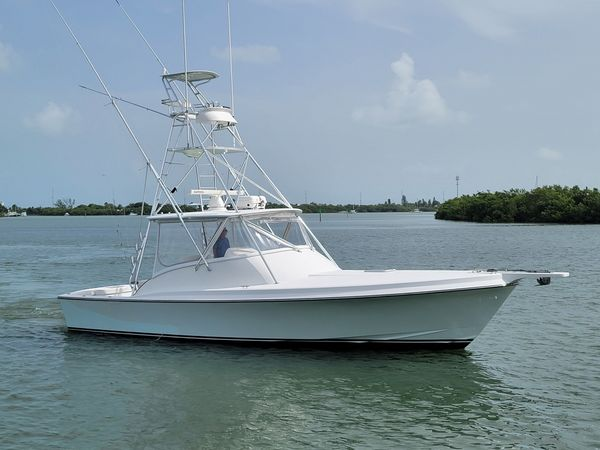 Used Liberty Express Sportfish Sports Fishing Boat For Sale