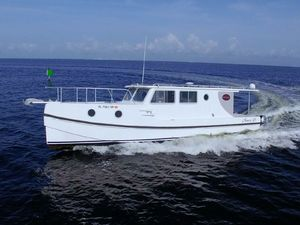 Used Great Harbour TT35 Downeast Fishing Boat For Sale