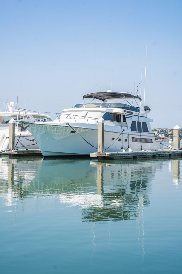 Used Tollycraft 57 Motor Yacht For Sale