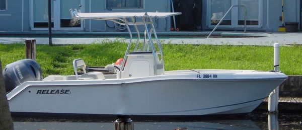Used Release 208RX Center Console Boat For Sale