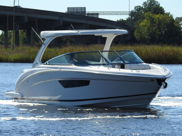 Used Regal 33 OBX Bowrider Boat For Sale