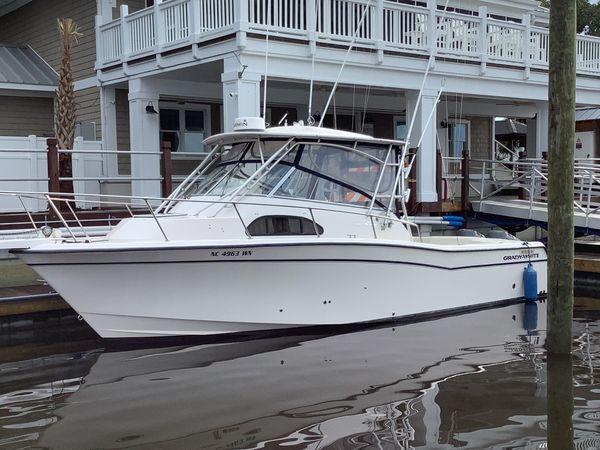 New Grady-White 300 Marlin Center Console Fishing Boat For Sale