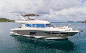 Used Prestige 62 Flybridge Boat For Sale