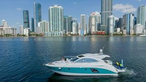 Used Monte Carlo 47 Express Cruiser Boat For Sale