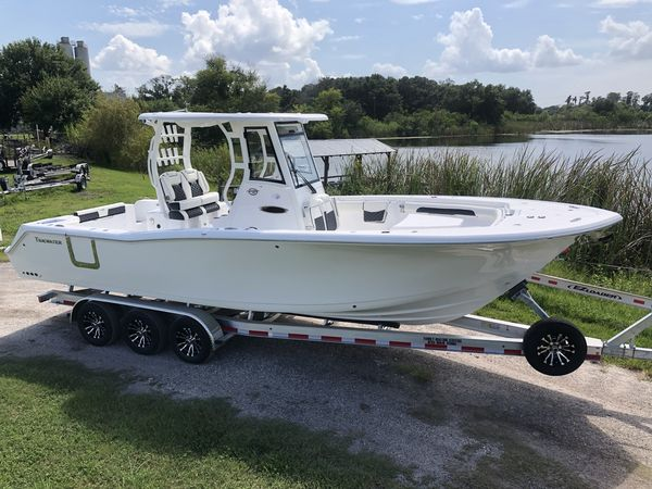 New Tidewater 292 CC Adventure Center Console Fishing Boat For Sale
