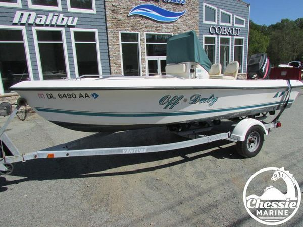 Used Sea Pro 170CC Other Boat For Sale