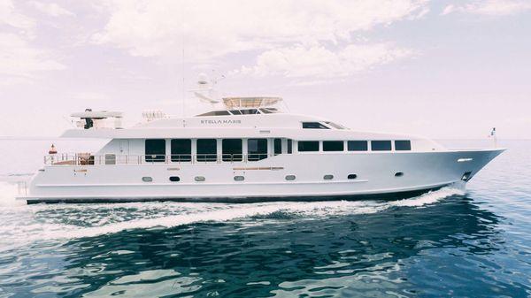 Used Broward 105 Motor Yacht For Sale