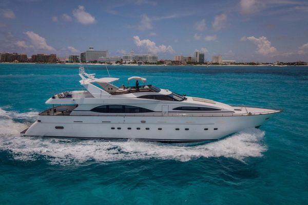 Used Azimut 100 Motor Yacht For Sale