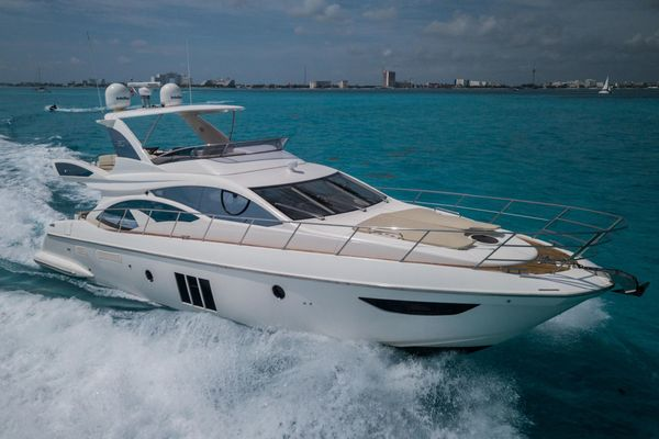 Used Azimut 60 Motor Yacht For Sale