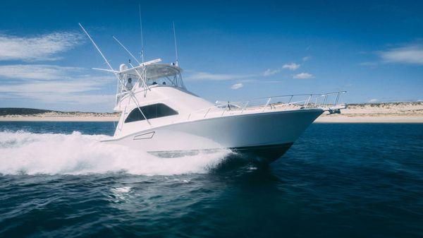 Used Cabo 48 Flybridge Boat For Sale