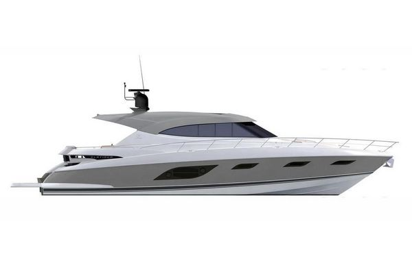 New Riviera 6000 Sport Yacht Express Cruiser Boat For Sale