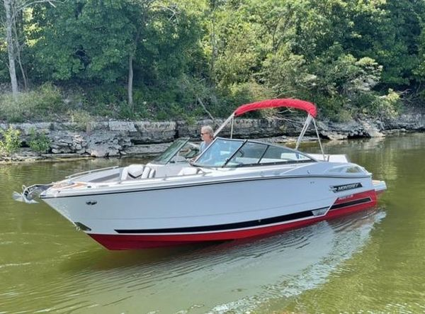 New Monterey 278 Ss Bowrider Boat For Sale