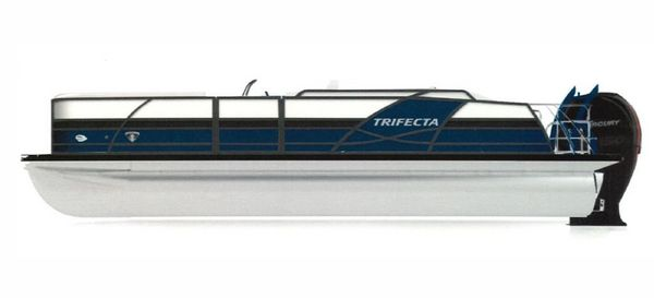 New Trifecta 25UL SS 3.0+ Pontoon Boat For Sale