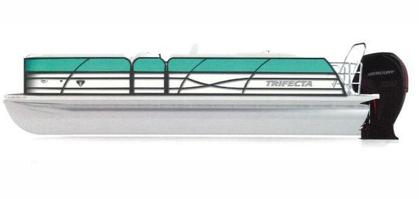 New Trifecta 24SB2 CS 3.0 Pontoon Boat For Sale