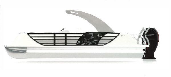 New Trifecta 25SPORT RL9 DC 3.0+ Pontoon Boat For Sale