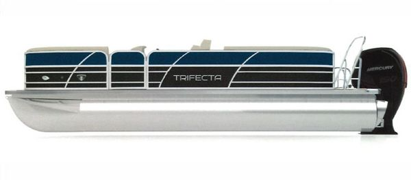 New Trifecta 24RF CS 3.0 Pontoon Boat For Sale