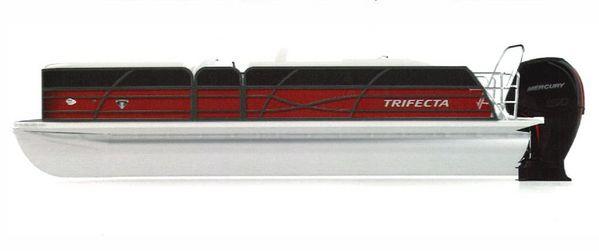 New Trifecta 24UL CS 3.0 Pontoon Boat For Sale