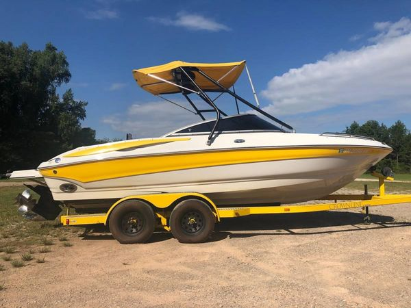 Used Crownline 216 LS Runabout Boat For Sale