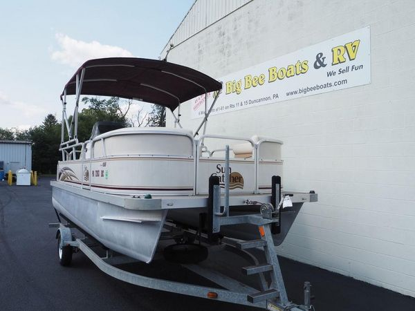 Used G3 188C Pontoon Boat For Sale