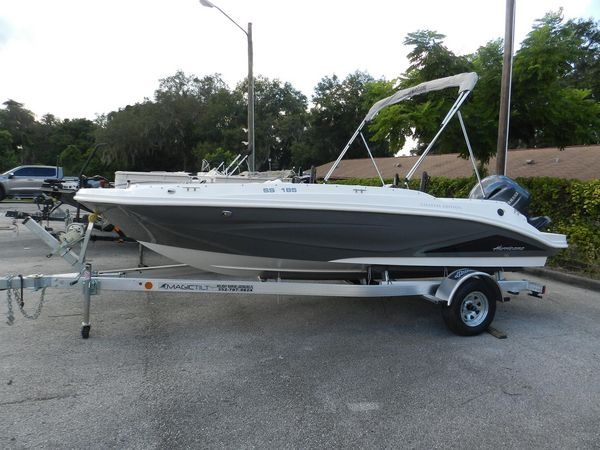 New Hurricane 185 Bass Boat For Sale