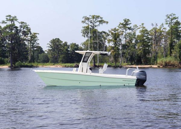 New World Cat 235 CC Center Console Fishing Boat For Sale