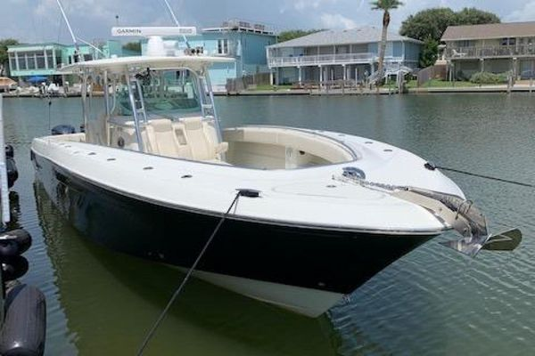 Used Hcb Center Console Fishing Boat For Sale